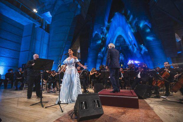Soprano Nathalie Peña-Comas actuará en Rumanía y Austria.