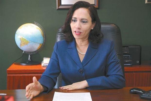 Nathali María Hernández, Directora del Conape