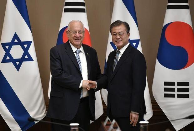 Corea del Sur e Israel acuerdan impulsar sus negociaciones comerciales