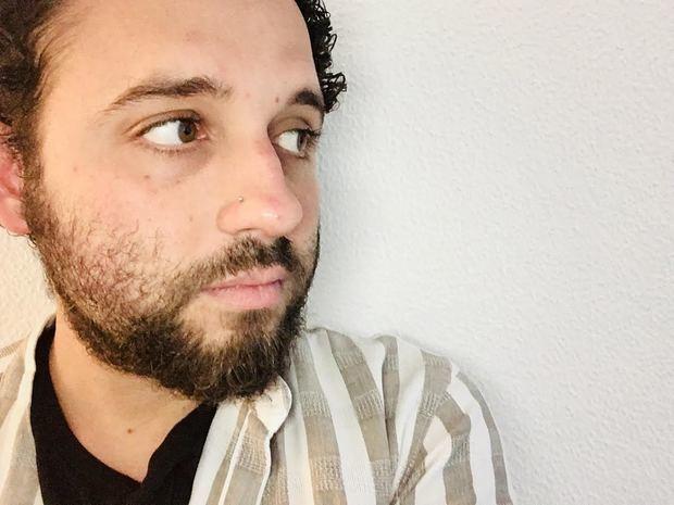 Director de Cocote, primer dominicano en la residencia DAAD, de Berlín