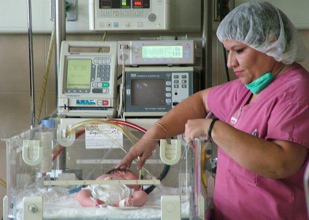 República Dominicana reduce sus índices de mortalidad neonatal y materna