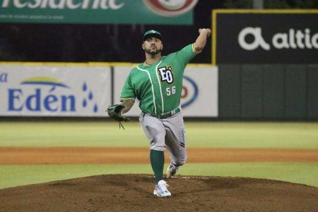 Dominicana derrota a Puerto Rico con impresionante labor de Néstor Cortés