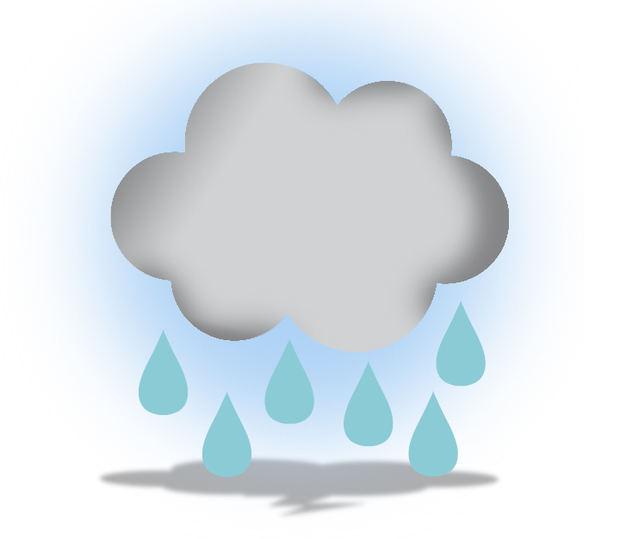 Se forma la tormenta tropical Larry. Aguaceros en horas de la tarde