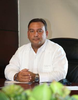 Ney Deschamps-Presidente de ANDRI.