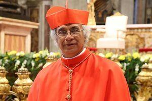 Leopoldo José Brenes, creado cardenal por el papa Francisco en el consistorio del 22 de febrero de 2014.