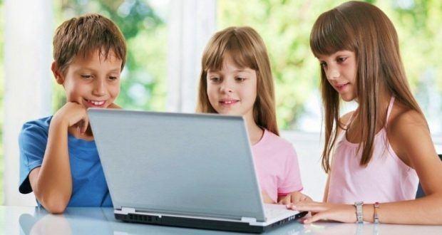Protege a los niños de los peligros de internet