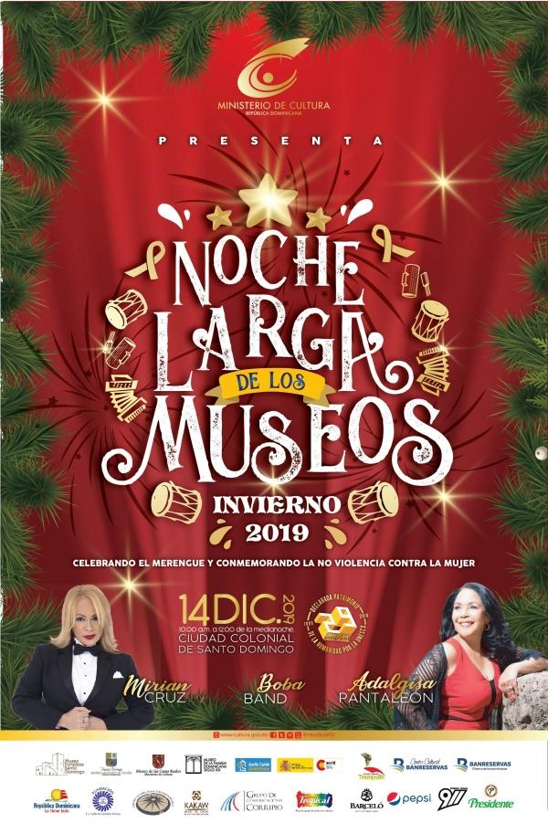 Agenda de Ocio & Cultura del viernes 13 al domingo 15 de diciembre del 2019