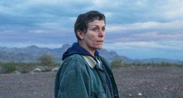Normadland podrá ser vista en pantalla grande y otras nominadas al Oscar
