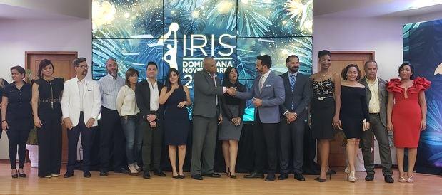 Nominados de los Premios Iris Dominicana.