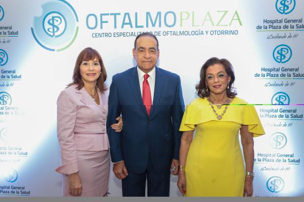 HGPS inaugura nuevo centro especializado en Oftalmología y Otorrino