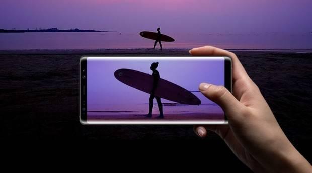 8 consejos para tomar las mejores fotos con el Galaxy Note 8