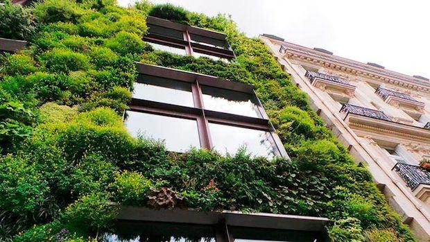Europa busca una arquitectura con conciencia medioambiental
