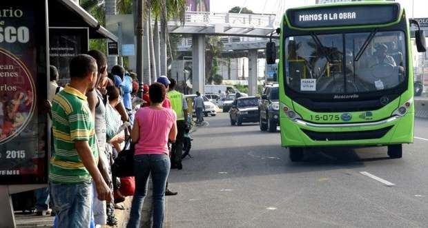 Los buses de la OMSA rodarán con ventanas abiertas y sin aire acondicionado