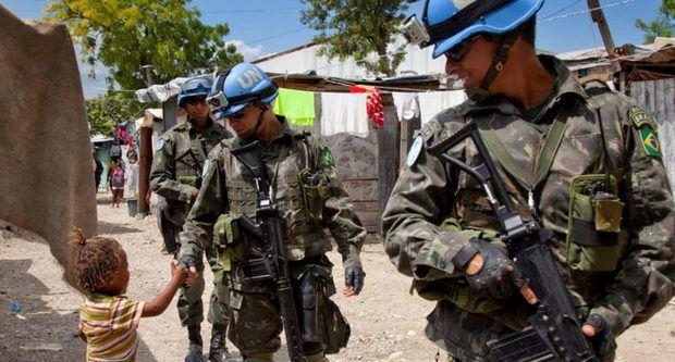 Naciones Unidas cerró este 15 de octubre su misión de paz en Haití y lo hizo en el contexto de la grave crisis económica, política y social que atraviesa el país.