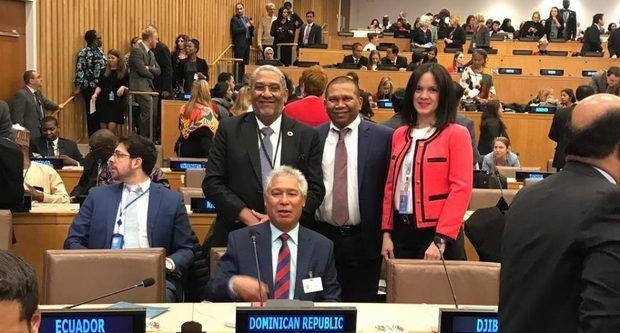 Ministro de Economía afirma Estado dominicano construye un país inclusivo y democrático