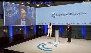 El 2021 debe ser el año para retomar el rumbo: António Guterres