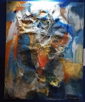 Abad Galery homenaje a Octavio Paniagua Subastaran obras inéditas.