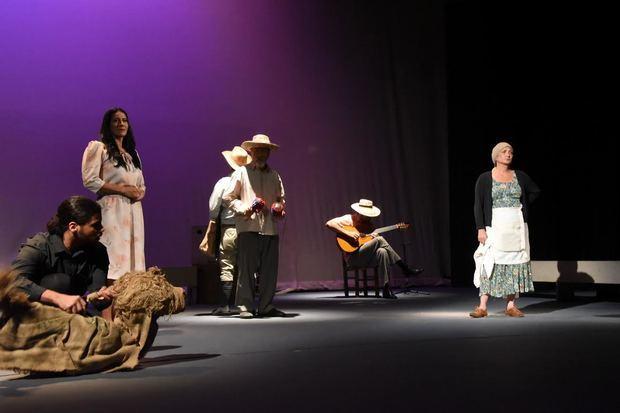 Ministerio de Cultura y Bellas Artes inauguran la sexta versión del Festival Nacional de Teatro