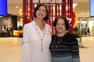 Olga Padilla y Loida Lizardo