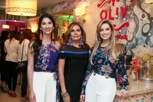 Rachelle Villanueva, Marina Roma?n y Andreina Arroyo