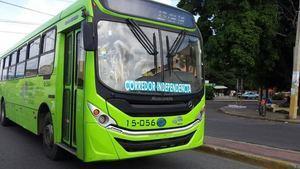 Autobús OMSA.