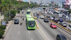 OMSA refuerza corredor 27 de Febrero con 37 autobuses nuevos.