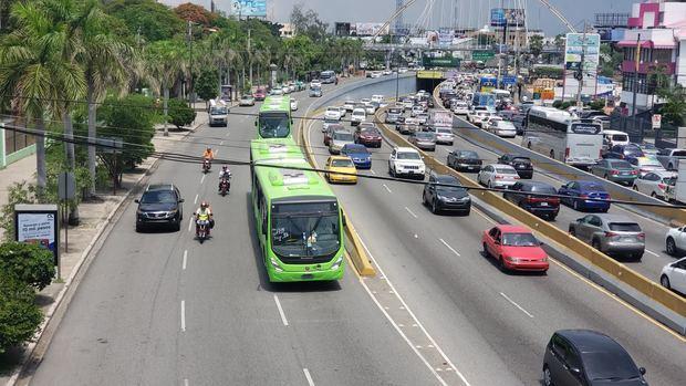 OMSA refuerza corredor 27 de Febrero con 37 autobuses nuevos