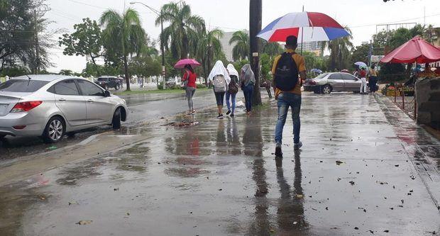 Avisos y alertas meteorológicas vigentes por persistencia de vaguada troposférica