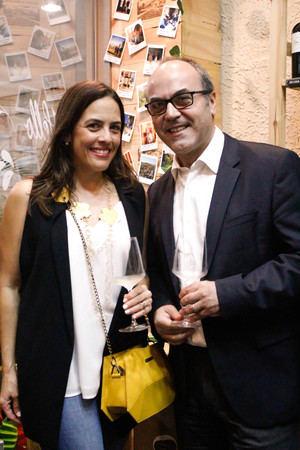 Onysela Váldez e Iban Campos