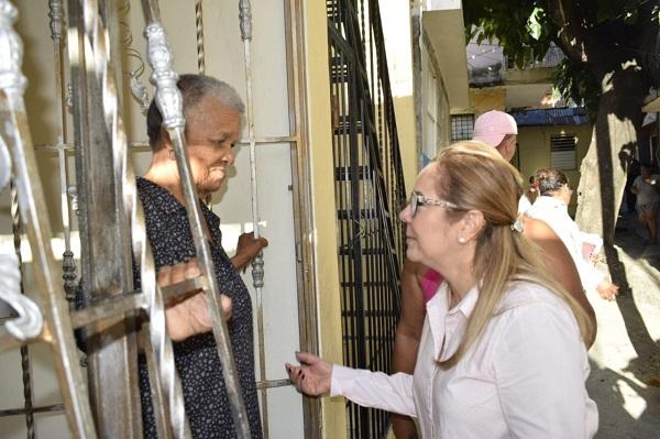 Plan Social recorre 15 barrios del Gran Santo Domingo
