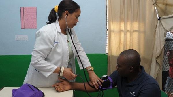 Salud Pública realiza jornada en La Zurza