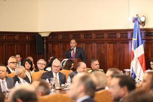 Director General de OPTIC, Armando García, en reunión SMMGP.