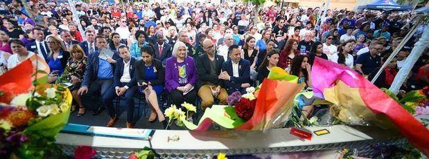 Orlando rememora en el tercer aniversario a las 49 víctimas del club Pulse