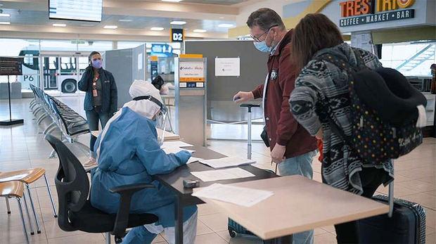 Falta de PCR deja en tierra a 190 viajeros de R.Dominicana con destino España