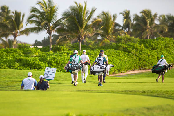 Primer día de PGA Tour en el país cierra con destacada actuación de Brice Garnett