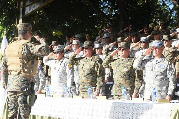 Fuerzas Armadas harán ejercicio académico militar para fortalecer la seguridad fronteriza