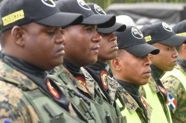 Más de 3,000 soldados velarán por seguridad durante Fin de Año y Año Nuevo