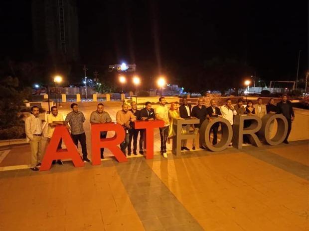 Oscar Abreu presenta programa de la Feria Internacional Artforo