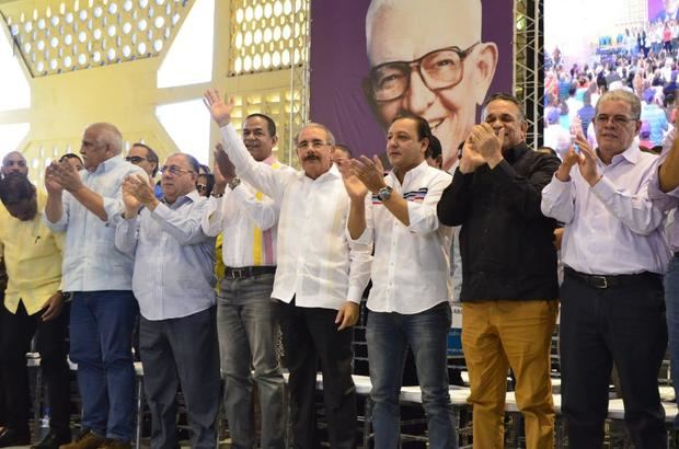 El Presidente Danilo Medina adelantó un triunfo contundente en las elecciones de este mes y en la consulta de mayo.