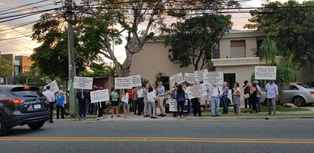 Junta de vecinos Bella Vista hará vigilia frente a residencia en que pretende instalarse el ACNUR