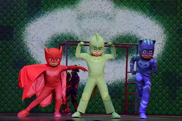 Milex Kinder Gold te lleva a ver el gran show de PJ Masks
