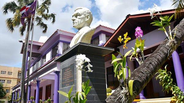 Casa Nacional del Partido de la Liberación Dominicana.