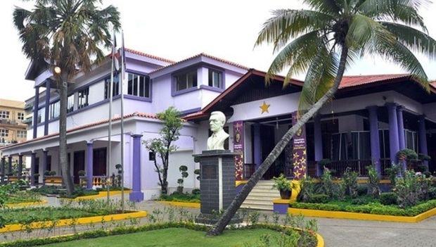 Sede del Partido de la Liberación Dominicana.