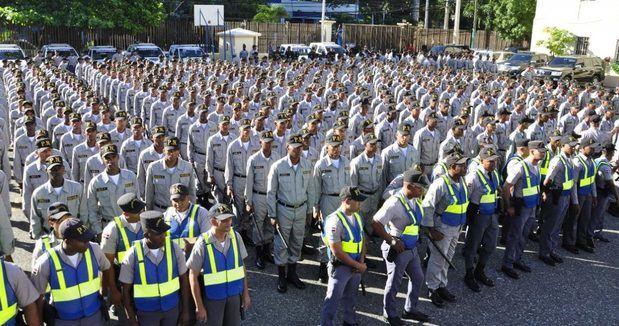 La Policía despliega 38,536 agentes en Semana Santa