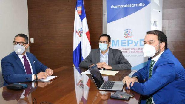 Ministerio de Economía comienza ronda de intercambios de experiencias en gestión COVID-19.