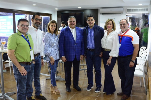 Santo Domingo Open 2018 presentado por Milex cierra en grande