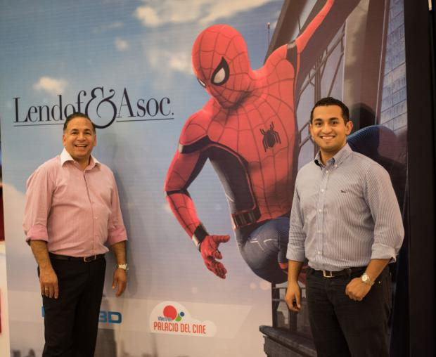 "Lendof & Asociados presenta ""Spider-Man, de regreso a casa"