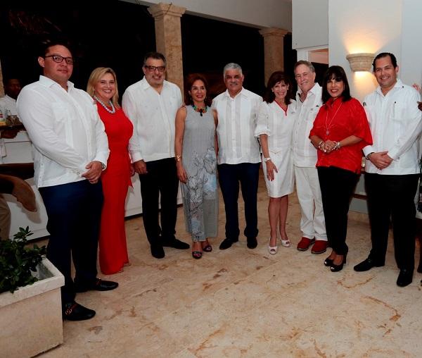Cuerpo Consular acreditado en República Dominicana festeja su IV Copa de Golf