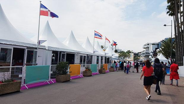 RD aspira avances en Cannes 2109 con sus 15 proyectos