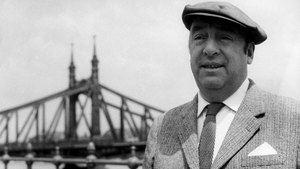 Poeta chileno Pablo Neruda.